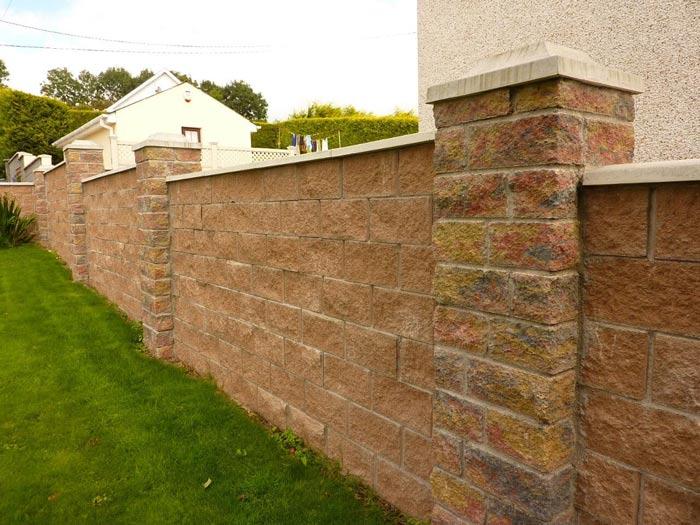 Perimeter wall