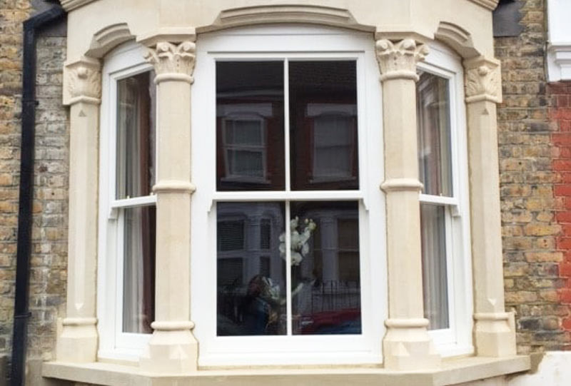 Hampton Bay Window after the Rebuild