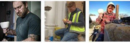 Stone masons London