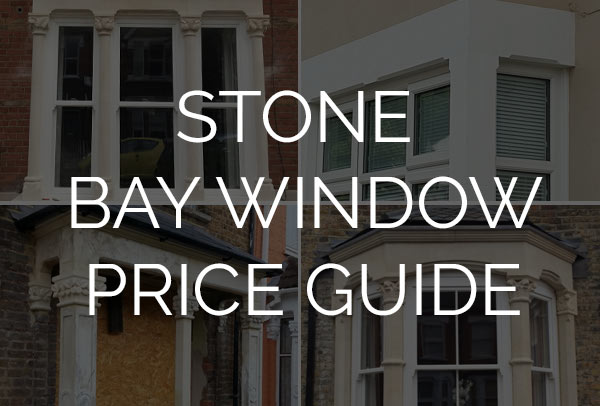 Stone bay window price guide