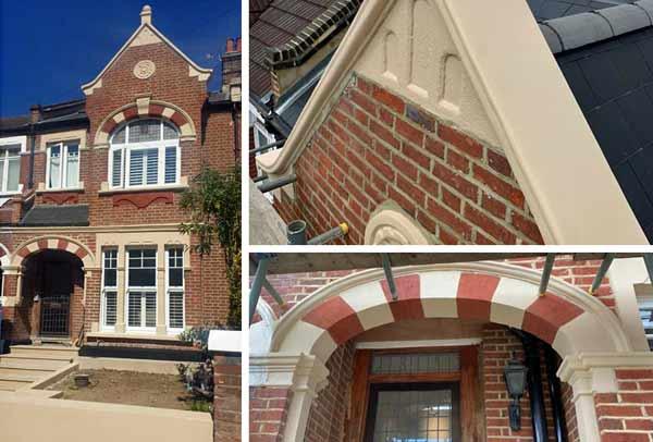 House exterior renovation